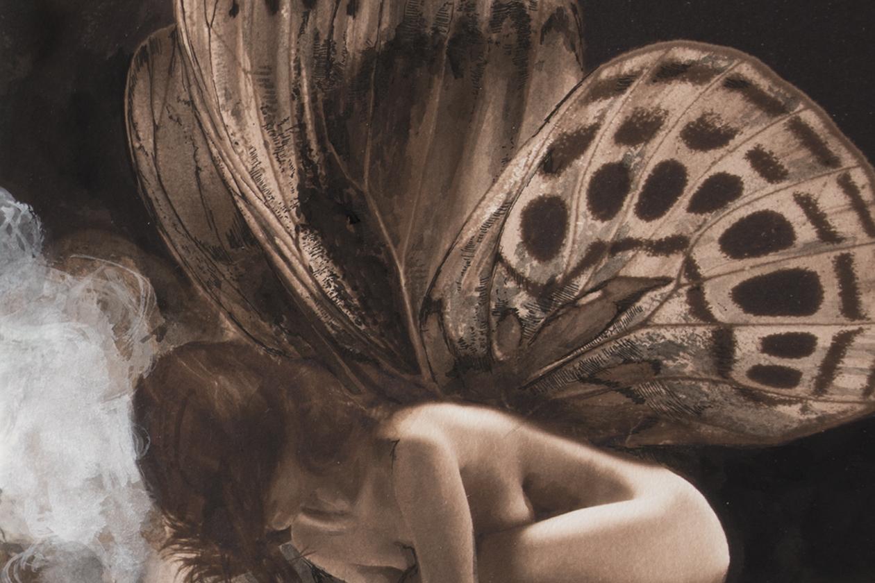 少女 蝶の羽 Psyches-No.36