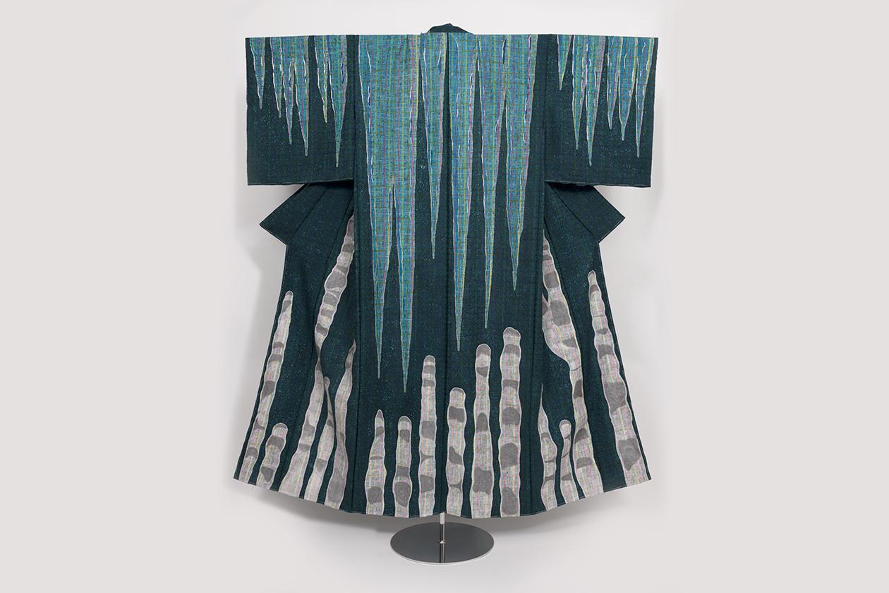 三尾瑠璃 Kimono new vintage 氷結窟